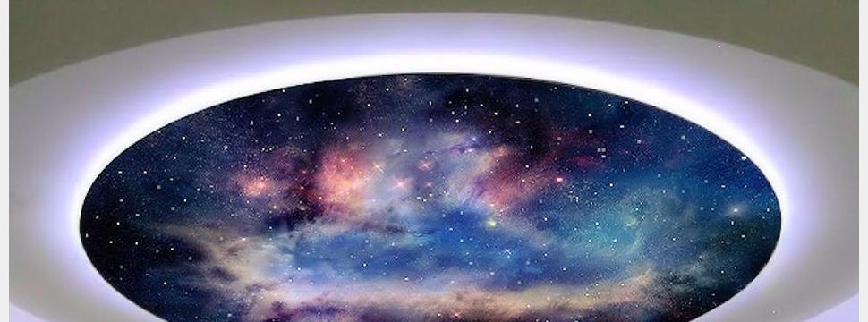 звездное небо фотопечать